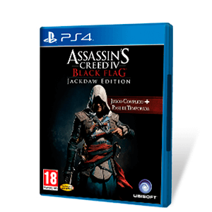Assassin's Creed IV Black Flag: Jackdaw