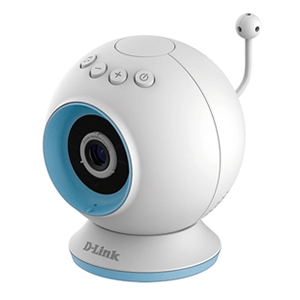 D-Link Cámara Babycam IP Cloud