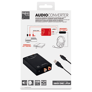 Convertidor de Audio