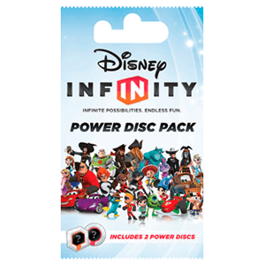 Disney Infinity Power Discs (2 Discos) 3 Wave