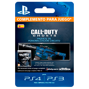 Call of Duty: Ghost - Circuite Pack