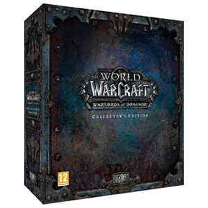 World of Warcraft: Warlords of Draenor Edicion Coleccionista