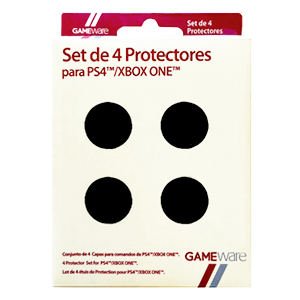 Set de 4 Protectores para PS4-XONE GAMEware