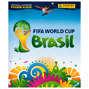 Álbum Cromos FIFA World Cup Brasil 2014
