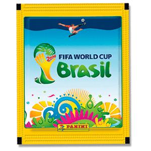 Sobre Cromos FIFA World Cup Brasil 2014
