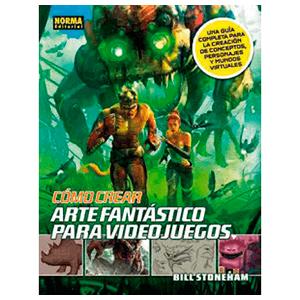 Crear Arte para Videojuegos