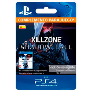 Killzone Shadow Fall: Insurgente (PS4)