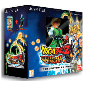 Dragon Ball Z:Ultimate Tenkaichi(Ed.Coleccionista)
