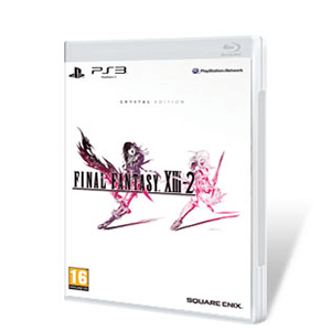 Final Fantasy XIII-2 (Crystal Edition)