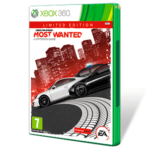 Need For Speed Most Wanted (Edic. limitada) [ER]