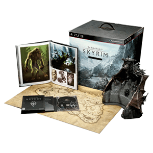 The Elder Scrolls: Skyrim (Collectors Edition)