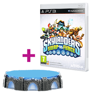 Skylanders Swap Force + Portal (SA)