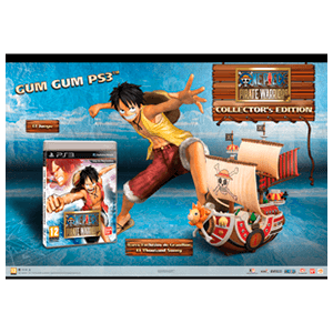 One Piece Pirate Warriors Collector Edition