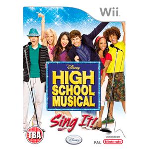 High School Musical + Micrófono
