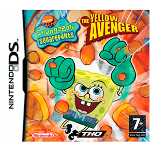 Bob Esponja: The Yellow Avenger