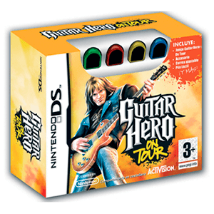 Guitar Hero: On Tour + Adaptador