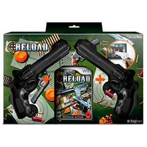Reload BN + Pistolas