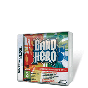 Band Hero + Guitarra