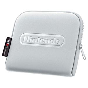 Funda Nintendo 2DS Plateada