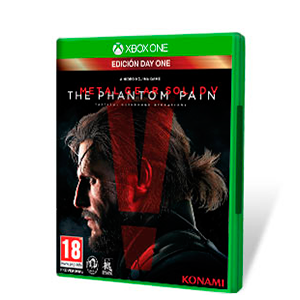 Metal Gear Solid V The Phantom Pain (D1)