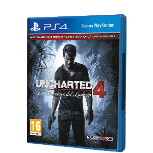 Uncharted 4 Edicion +