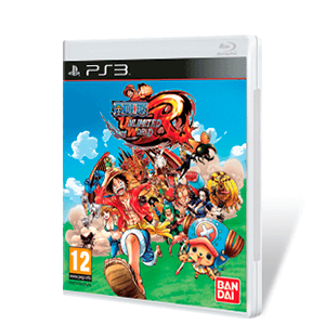 One Piece Unlimited World Red D1 Edition