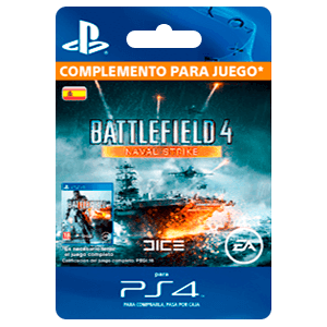 x Battlefield 4 Naval Strike (PS4)