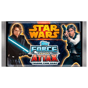 Sobre TC Star Wars Force Attax