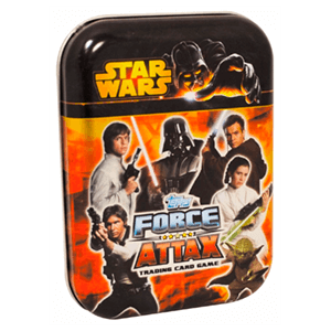 Caja TC Star Wars Force Attax 22 + 1 Edicion Especial
