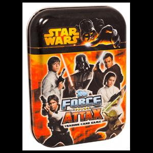 Caja TC Star Wars Force Attax 22 + 1 Edicion Especial