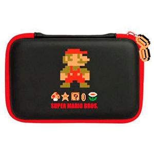 Bolsa Mario Classic 3DSXL Hori -Licencia oficial Nintendo-