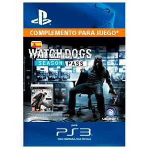 Watch Dogs Season Pass (PS3)