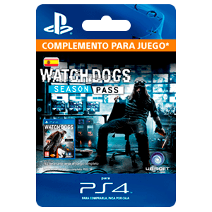 Watch Dogs Season Pass (PS4)