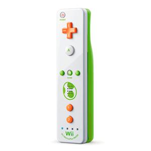 Mando WiiU Remote Plus Edición Especial Yoshi