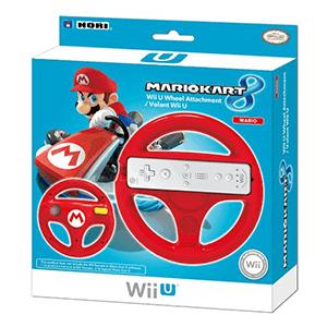 Volante Mario Kart 8 Mario Hori -Licencia oficial Nintendo-