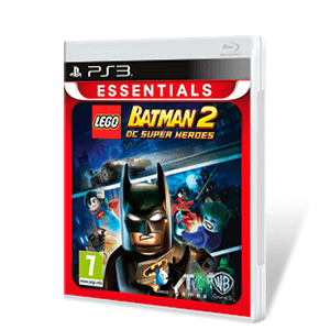 Lego Batman 2: DC Essentials