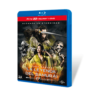 47 Ronin: La Leyenda Del Samurai Bluray + Bluray 3D