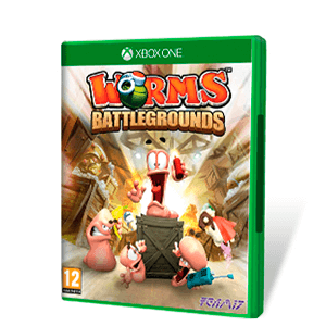 Worms Battleground