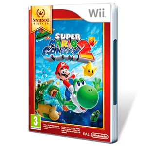 Super Mario Galaxy 2 Nintendo Selects