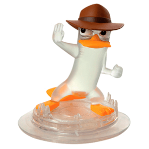 Disney Infinity Phineas: Agente P Cristal