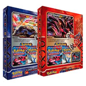 Caja Colección Pokemon XY Legendary