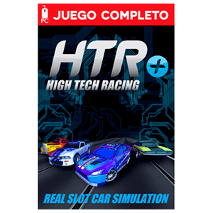HTR + Slot Car Simulation