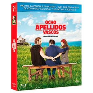Ocho Apellidos Vascos Bluray + DVD