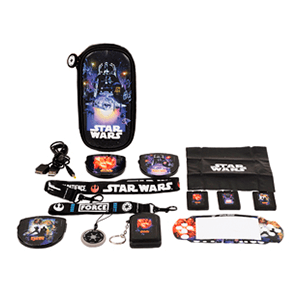 Kit Accesorios 16 en 1 Star Wars PSP-PSVITA