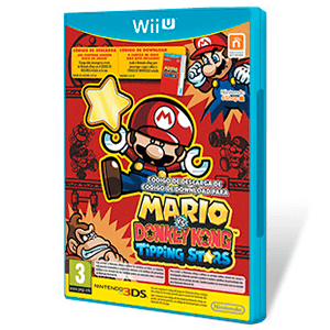 WiiU Mario vs. Donkey Kong: Tipping Stars