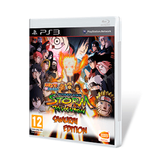 Naruto Shippuden Ultimate Ninja Storm Revolution Samurai Edition