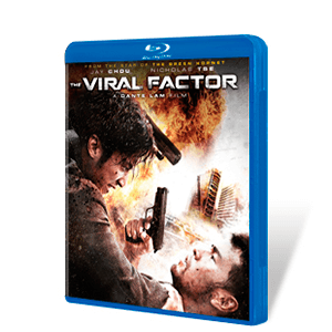 The Viral Factor Bluray + DVD