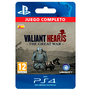 Valiant Hearts: The Great War (PS4)
