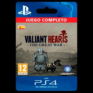 Valiant Hearts: The Great War (PS4)