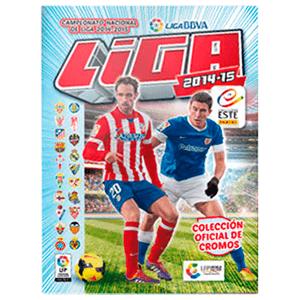 Álbum Liga 2014-2015